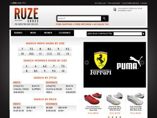 Discount Shoes for Men Online at Ruzeshoes.com – Free Shipping!