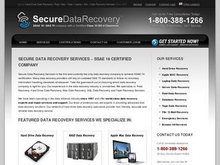 Data Recovery Raleigh