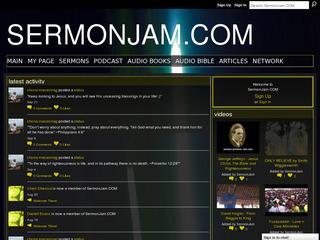 Sermon Jam