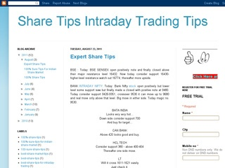 MCX Tips Free Trial