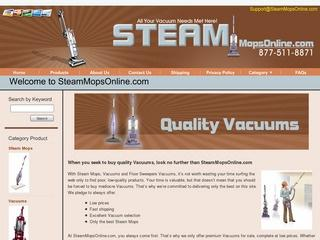 Steam Mops Online