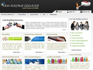 Link Building Services India