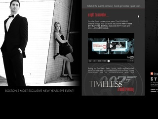 4th Annual Timeless – Boston's Most Exclusive New Years Eve Gala