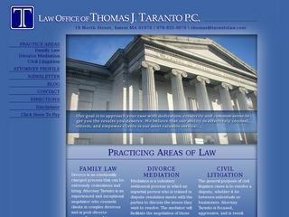 Law Office of Thomas J. Taranto P.C.