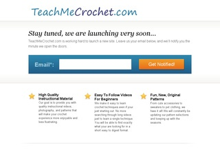 TeachMeCrochet.com