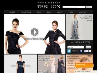 Mother of the Bride Dresses – Terijon.com