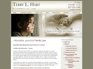 Texas Family Law Lawyer