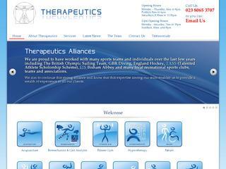 Therapeutics Southampton