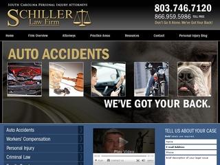 South Carolina Auto Accident Lawyer