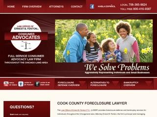 Homewood IL Short Sale Lawyer