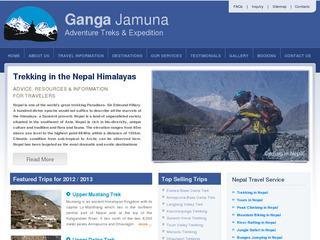 Trekking in Nepal, Hiking in Nepal, Himalaya Trekking, Nepal Trekking Holidays, Nepal Trek, Nepal Travel Holidays – Ganga Jamuna Treks