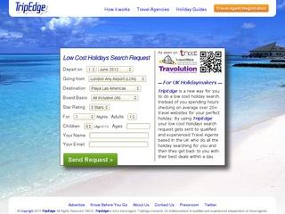 TripEdge Low Cost Holidays