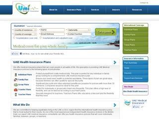 UAE Health Insurance