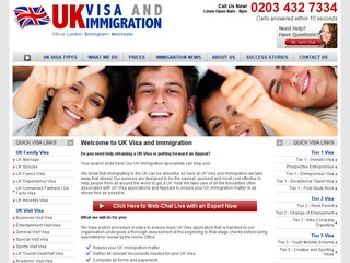UK Visa & Immigration