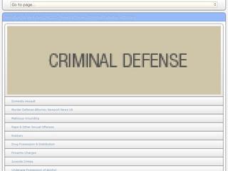 Newport News Murder Defense Attorney