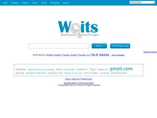 WOITS Advanced Search Engine