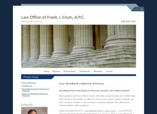 Woodland Personal Injury lawyer