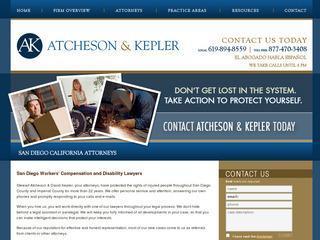 San Diego CA Lawyers