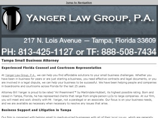 Tampa Business Agreements Lawyer