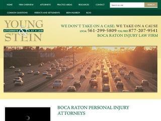 Boca Raton Car Accident Lawyer