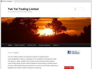 Yuk Yat Trading Limited