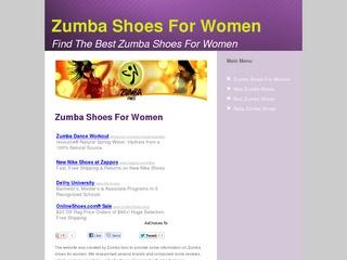 Zumba Shoes For Women